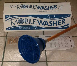 Mobile Washer